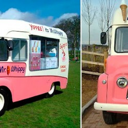 Ice Cream Van Mallorca, Spain Events & Weddings