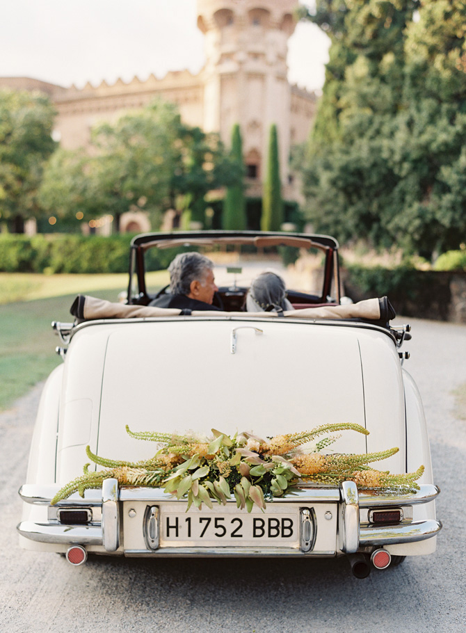 Wedding Transport Cars Mallorca Spain