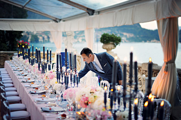 Five Of The Best Male Celebrity Wedding Planners