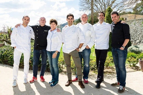 Grand Gourmet Award Mallorca 2015