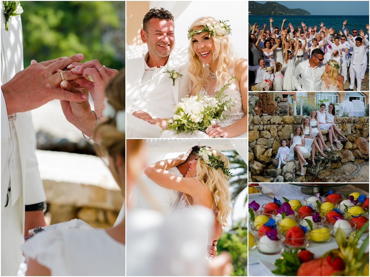 Seaside Mallorca Wedding