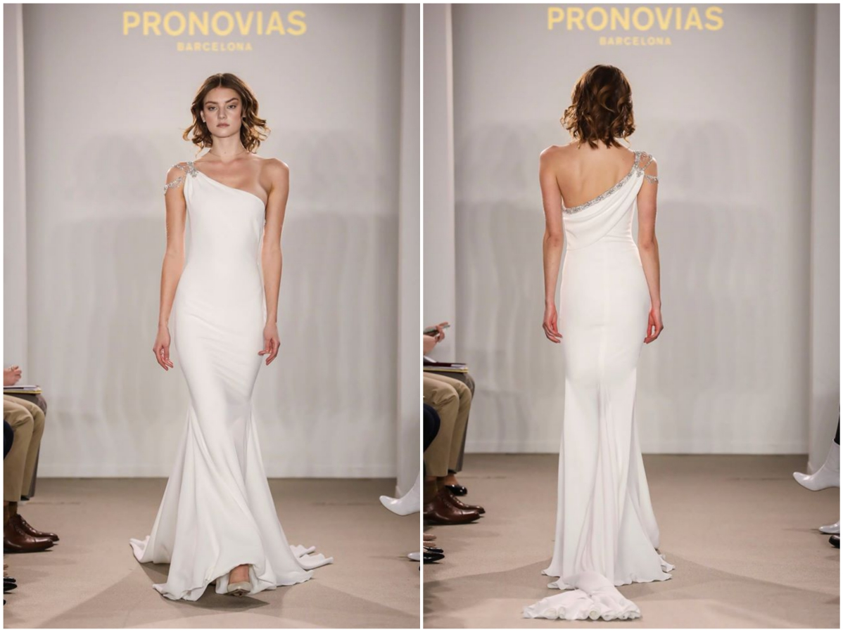Pronovias Mallorca Wedding Dress