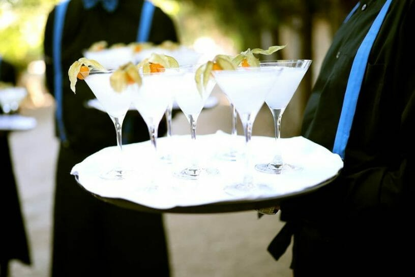 Coctails Wedding Mallorca