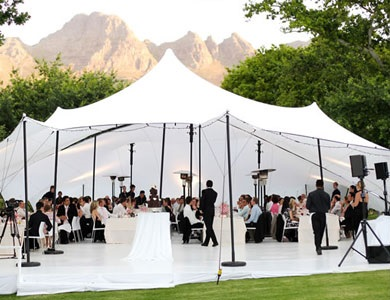 Marquee Wedding Mallorca Spain