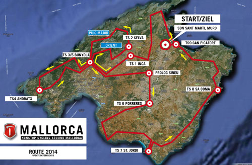 Mallorca Tortour, Spain, Sporting Events