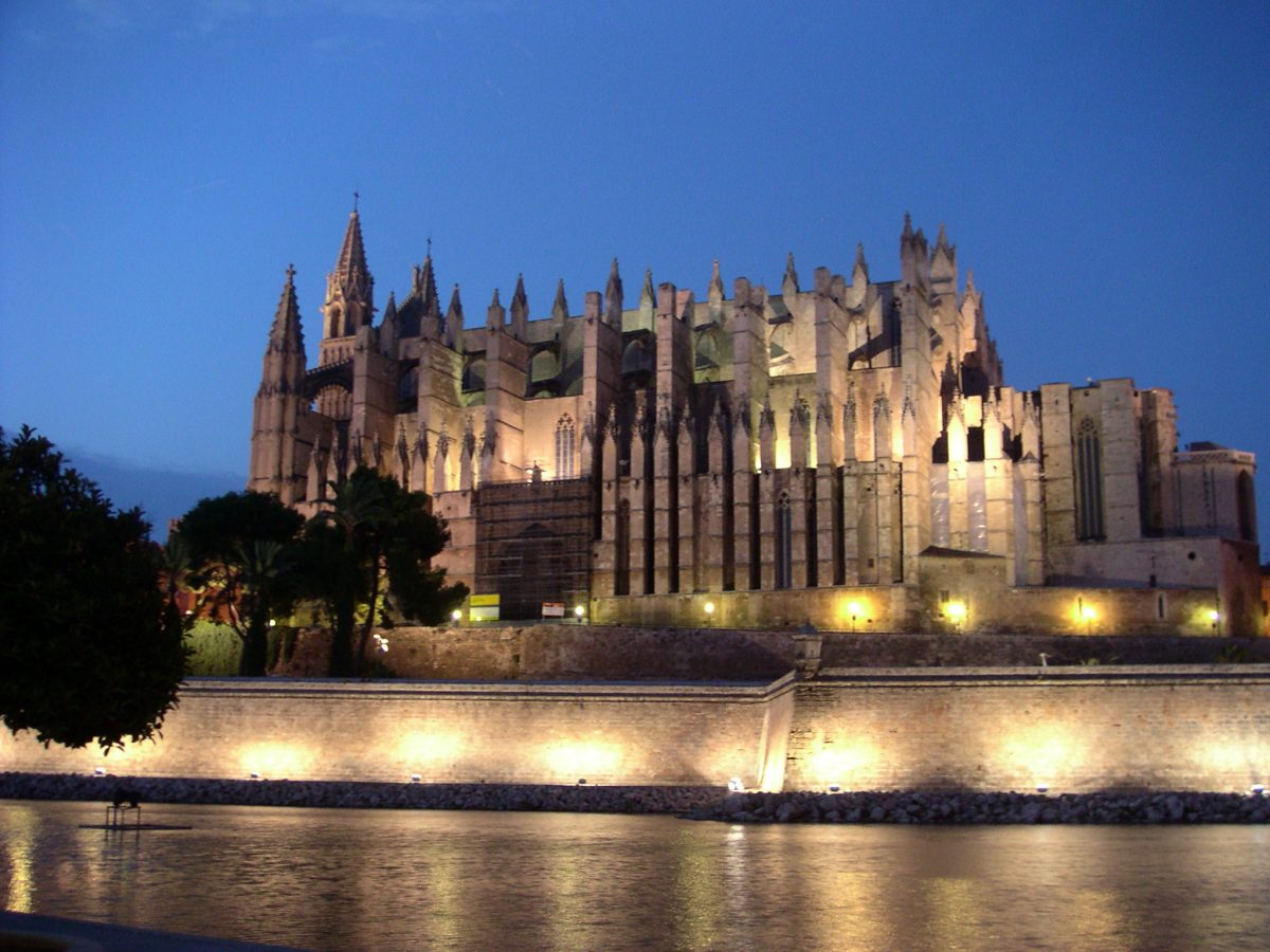 Palma de Mallorca Catedral, Spain Events & Weddings