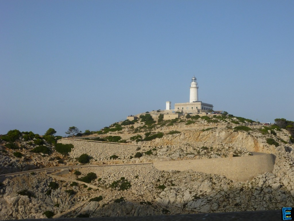 Lighthouse Formentor, Mallorca, Spain