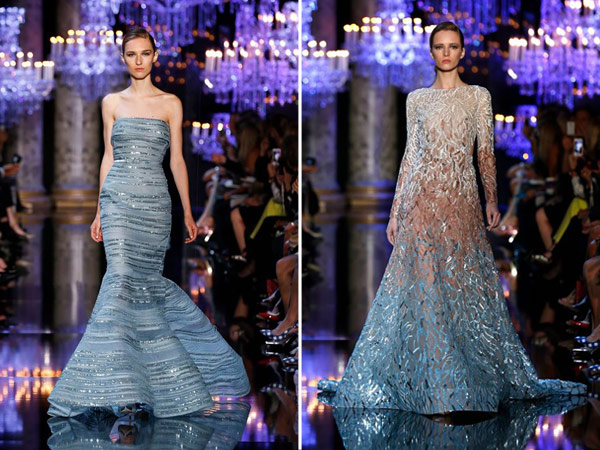Autumn Fall 2014 Elie Saab Collection, Bridal Dresses Mallorca Spain