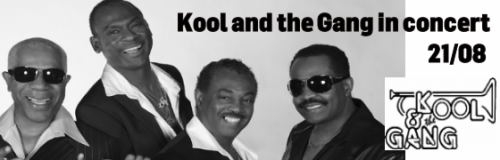 Kool and the Gang in Concert Port Adriano