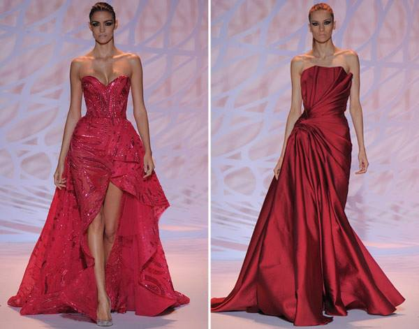 Dresses Enchanted Forest by Zuhair Murad