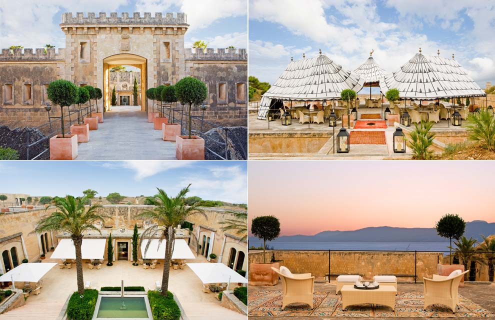Luxury Hotel Seaside Wedding Mallorca