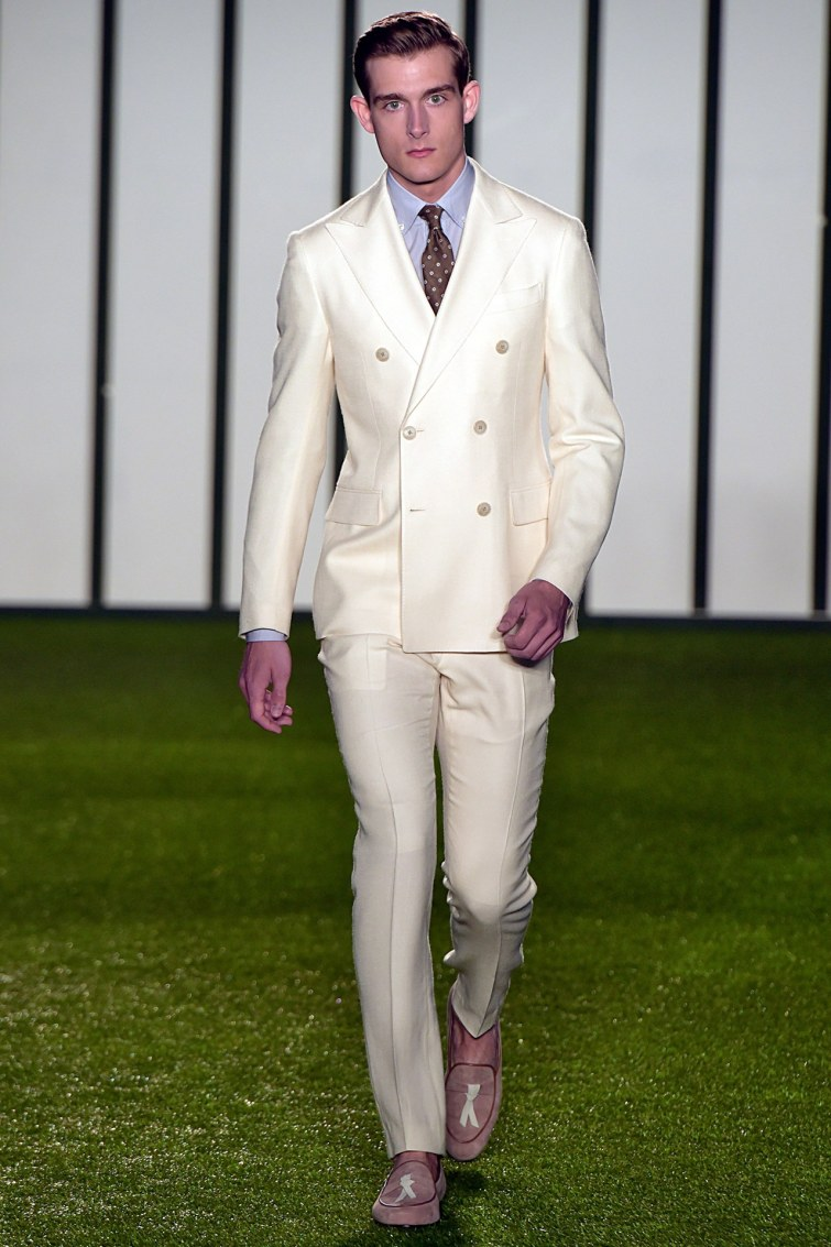 Hackett London Spring-Summer 2015