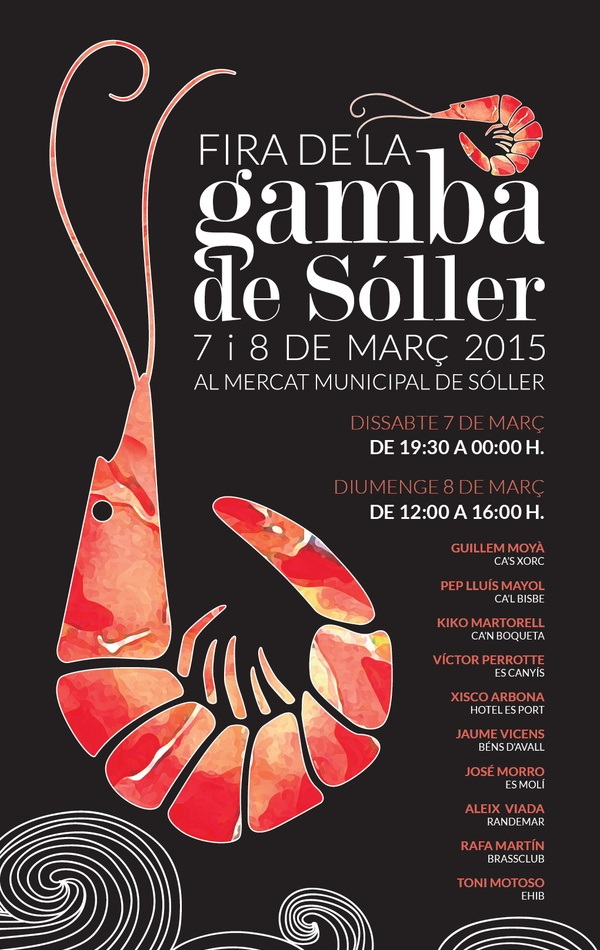 Shrimps Fair Soller 2015