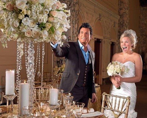 Best Male Celebrity Wedding Planners David Tutera