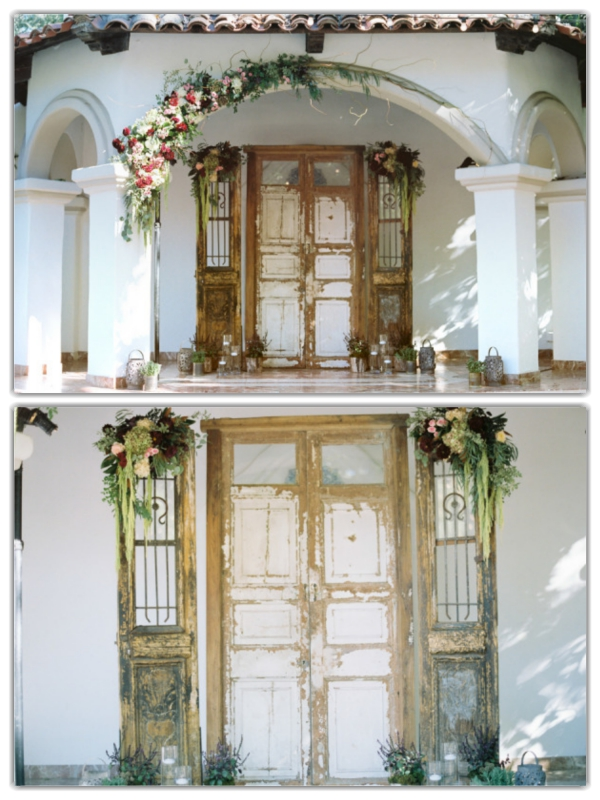 Decor ideas Mediterranean wedding