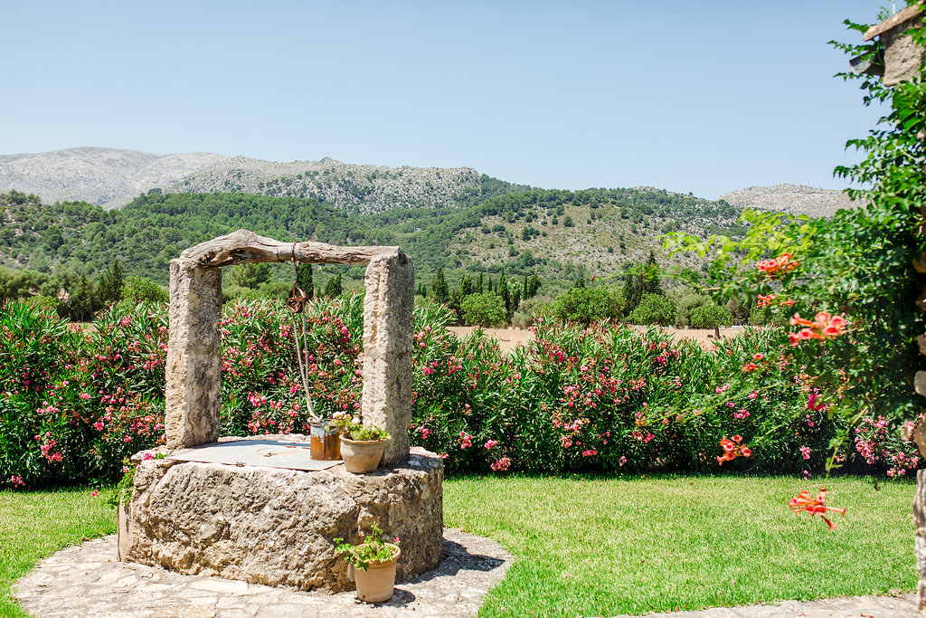 Finca wedding location Mallorca