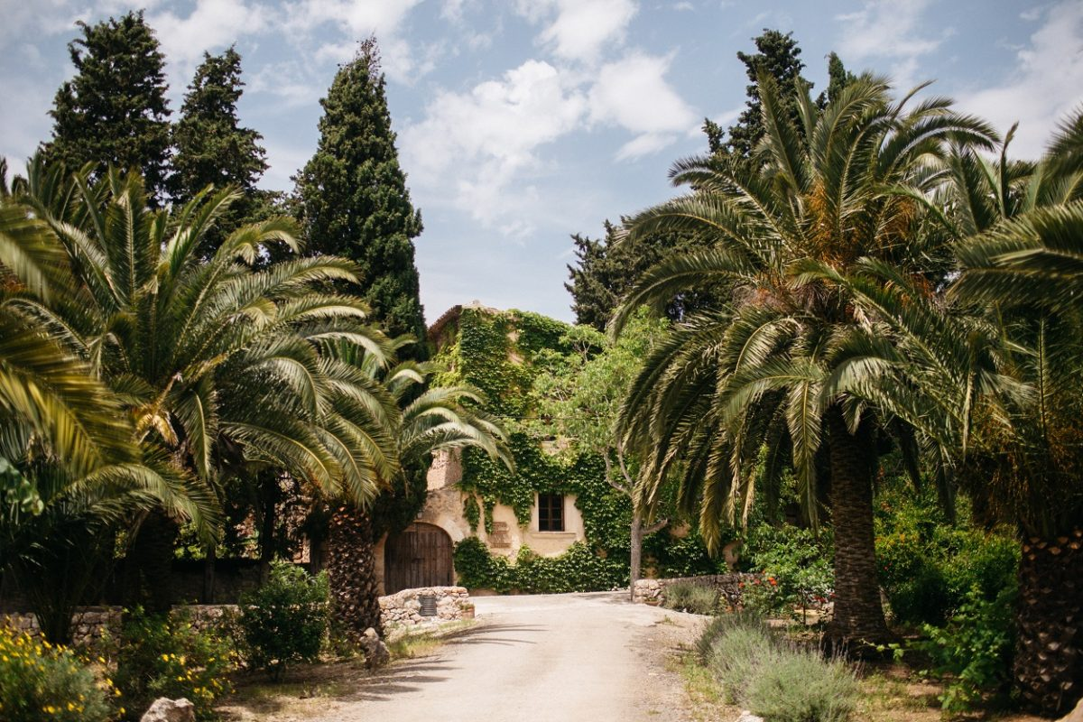 Finca wedding venue Mallorca