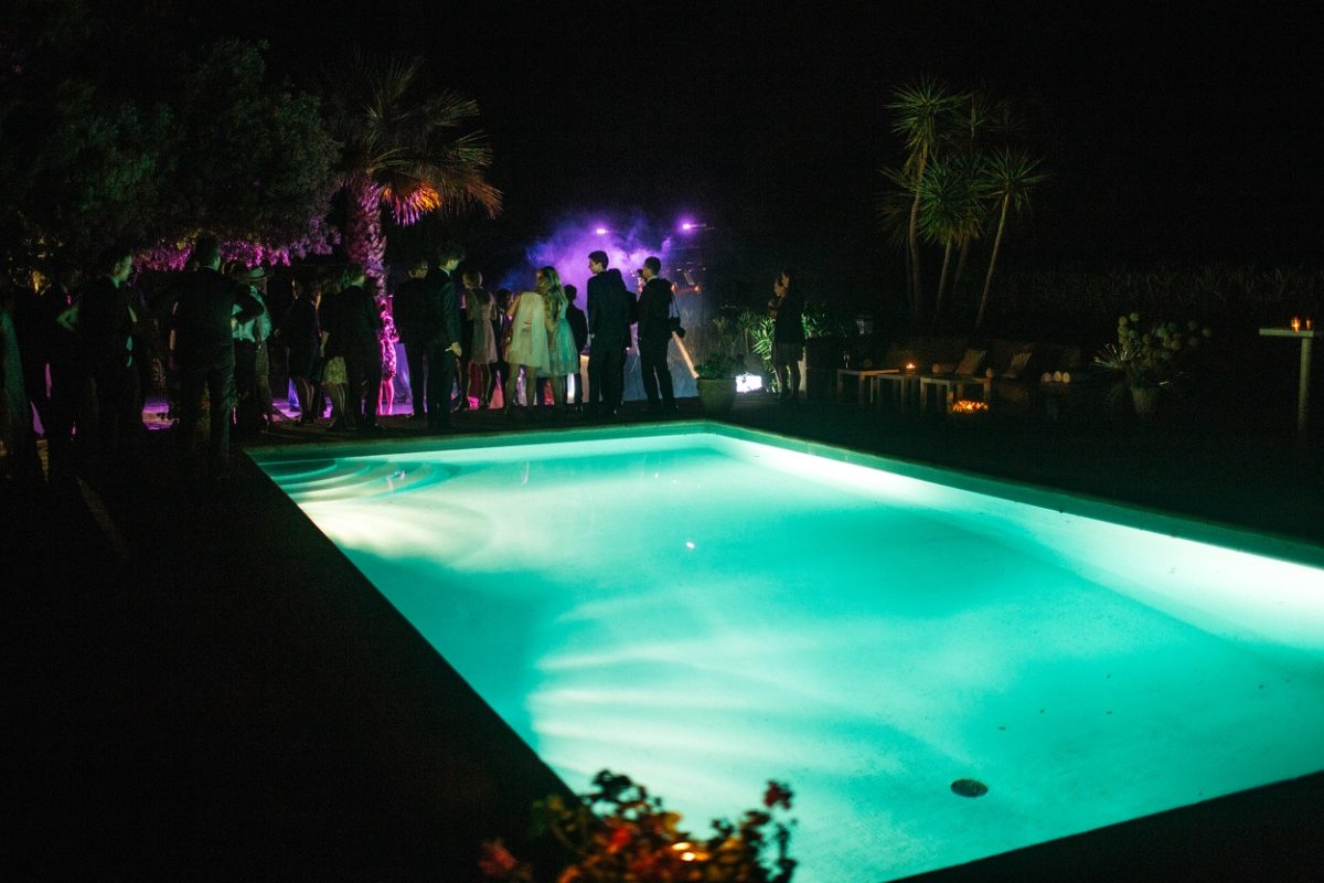 Pool Party Wedding Mallorca