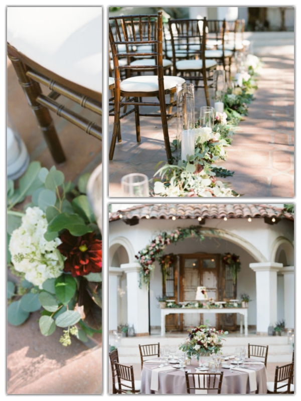 Decor ideas pretty Mediterranean wedding in Mallorca