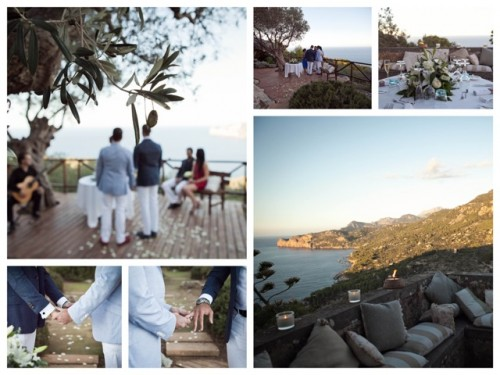 B and F's Mallorca Destination Wedding