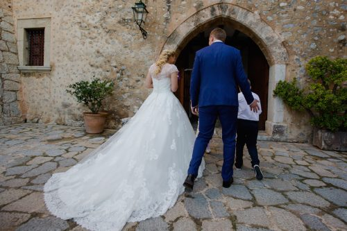 D and K's Romantic Finca Wedding in Mallorca