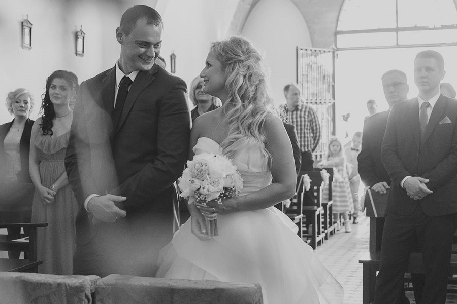 Catholic Church Wedding Mallorca