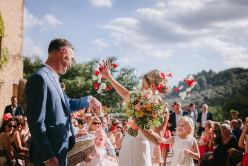 H♥A's Vibrant Wedding in Mallorca