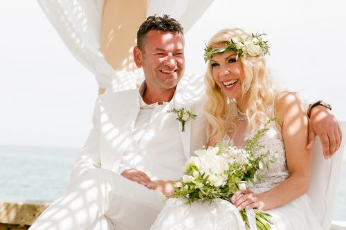 M&G's Seaside Destination Wedding in Mallorca