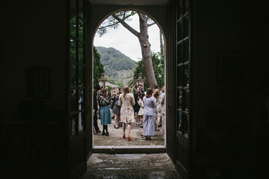 Open Doors Wedding Mallorca