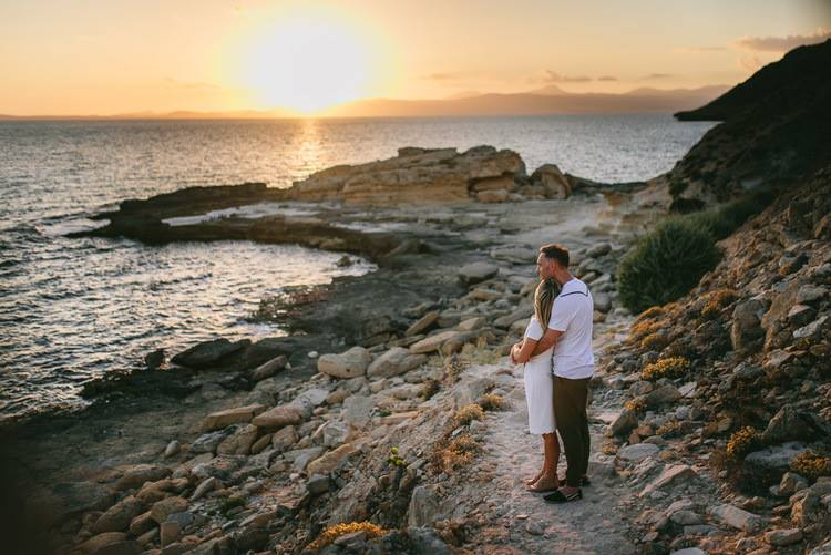 Sunset Mallorca Wedding