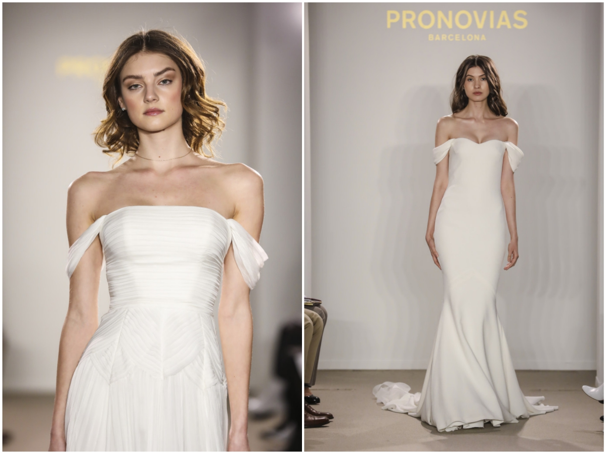 Spanish Style Wedding Dresses Trends