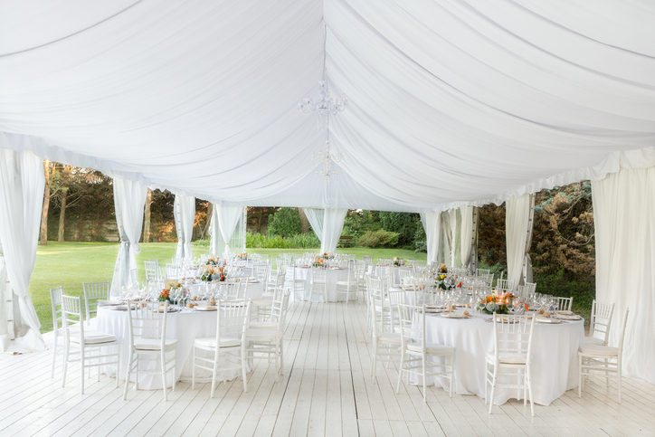 Must-Haves for Your Outdoor Summer Wedding