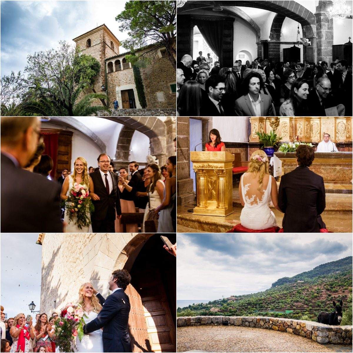 Church Wedding Mallorca