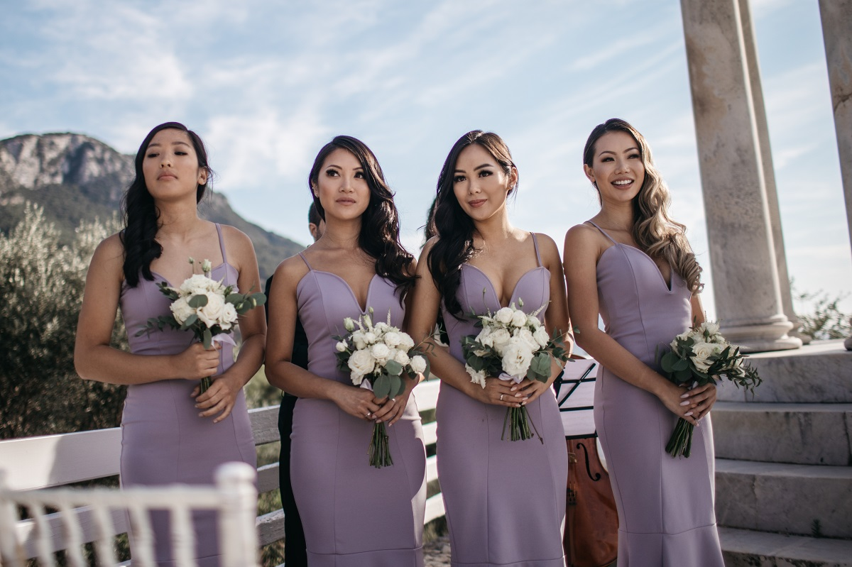 Bridesmaids Wedding Mallorca
