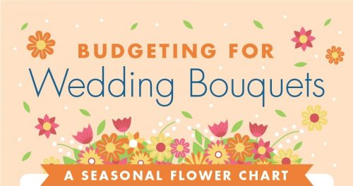 Budgeting for Wedding Bouquets [Infographic]