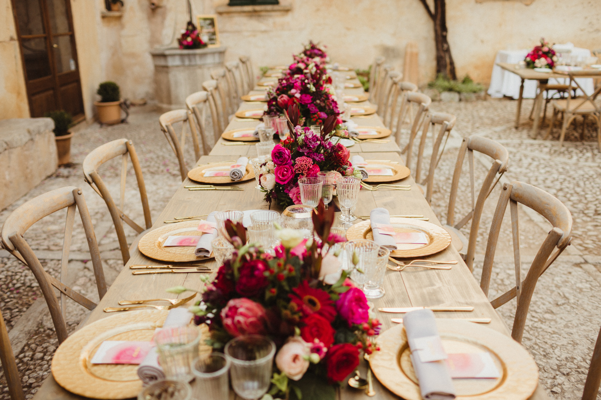 Flowers Wedding Mallorca
