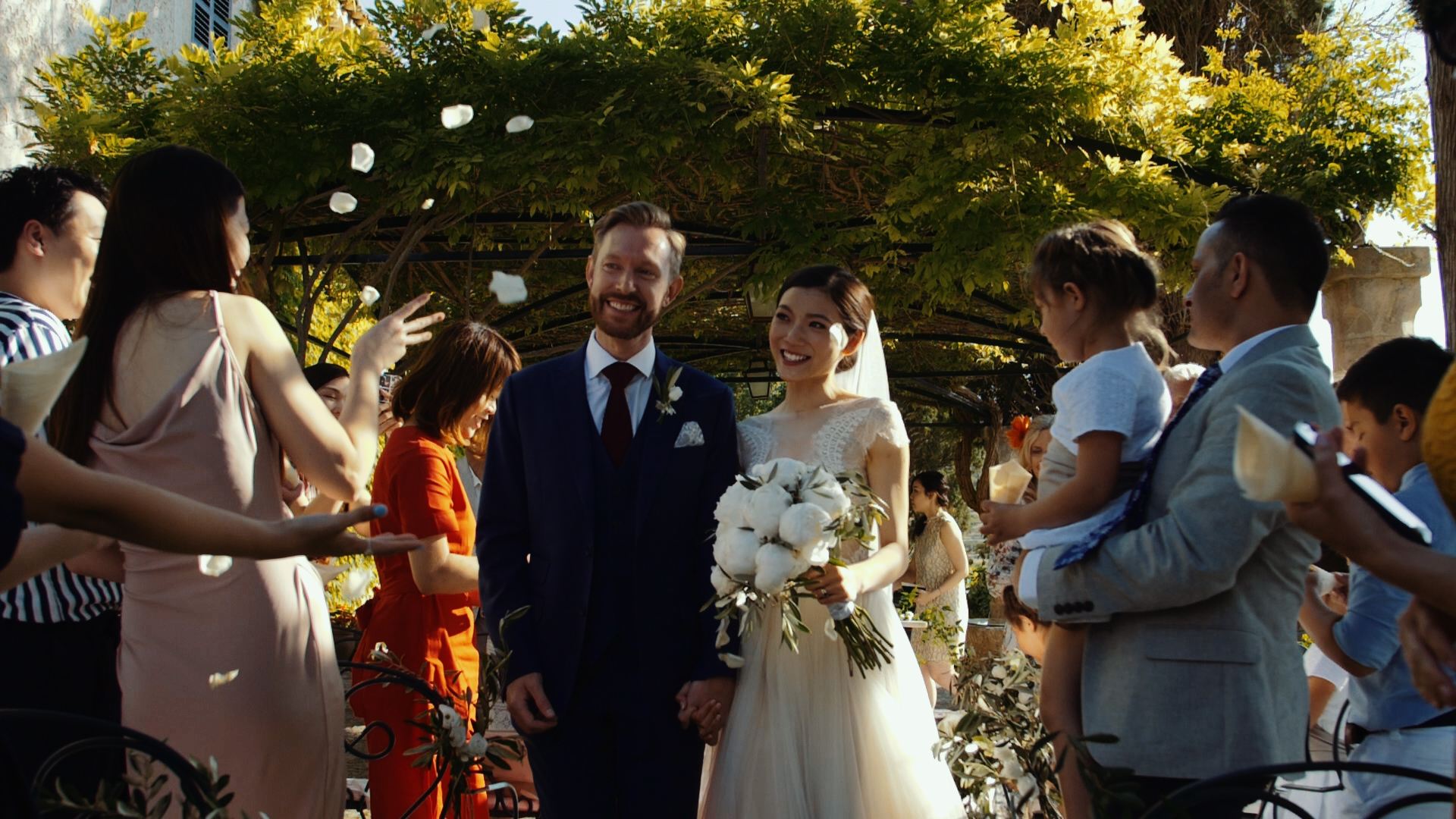 British Chinese Wedding Mallorca