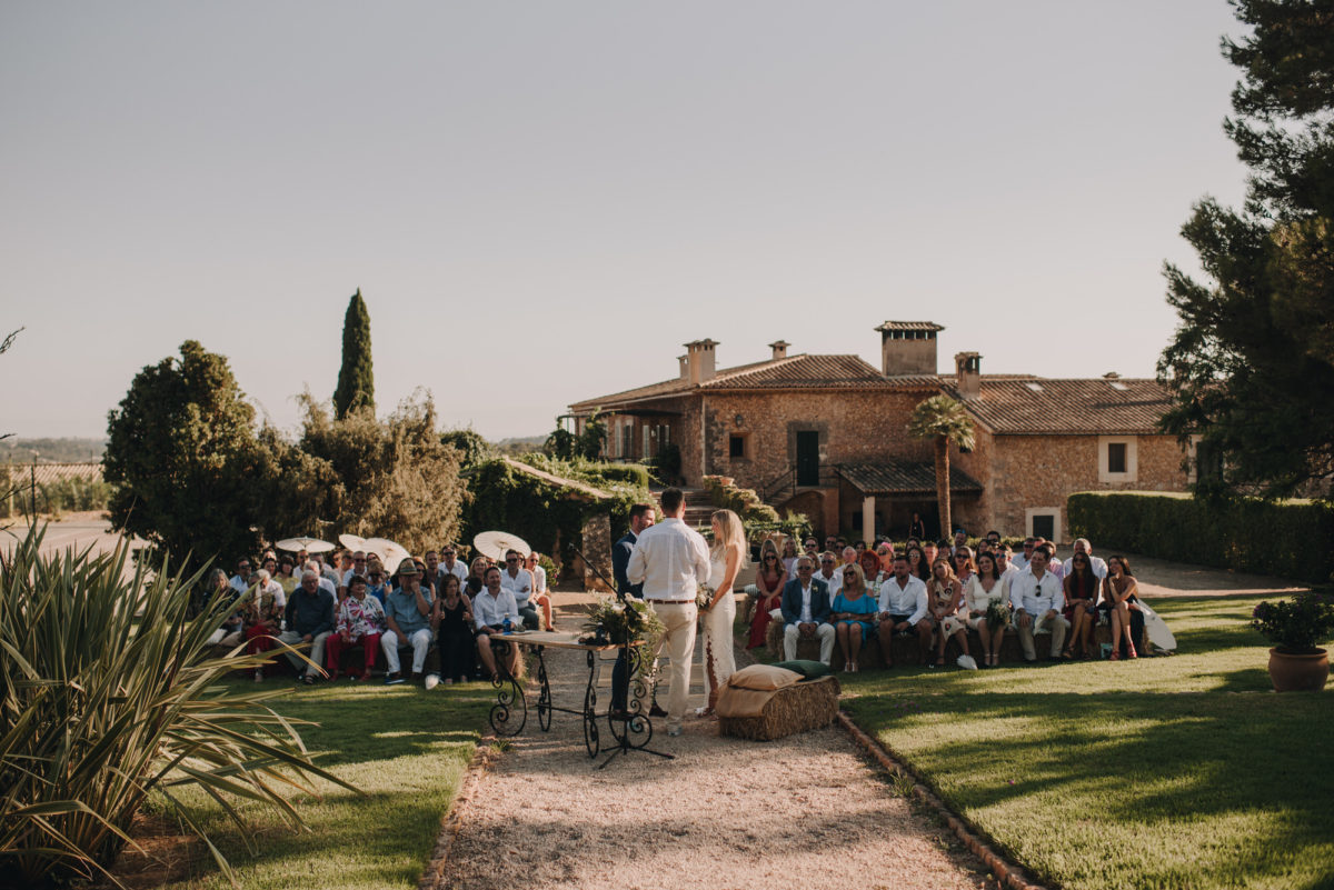 Ceremony Wedding Mallorca
