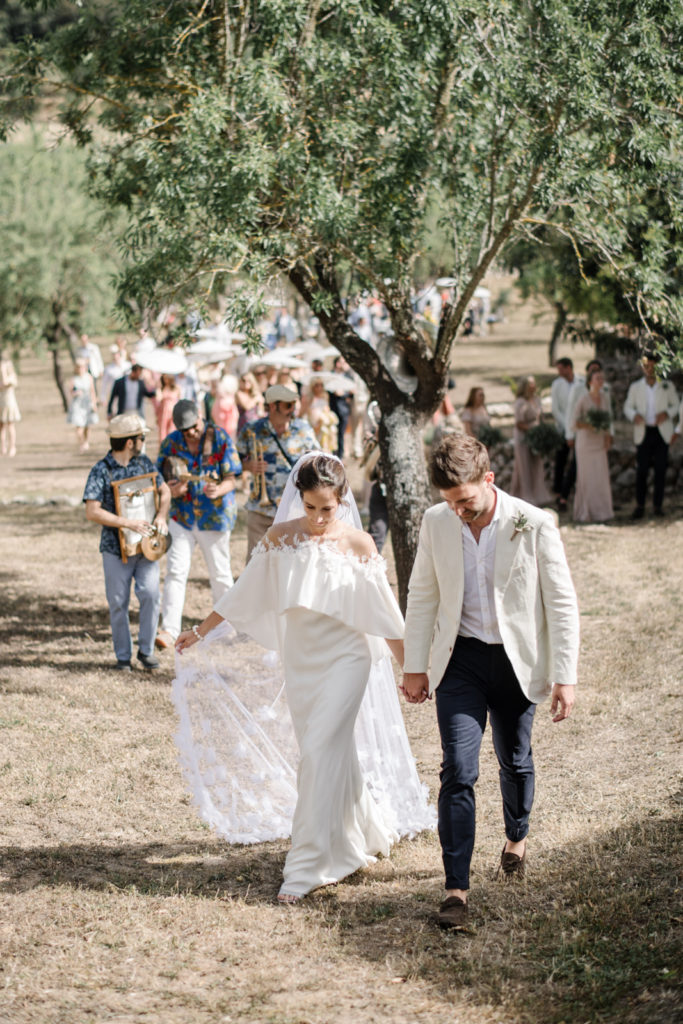 Bohemian Chic Wedding Spain