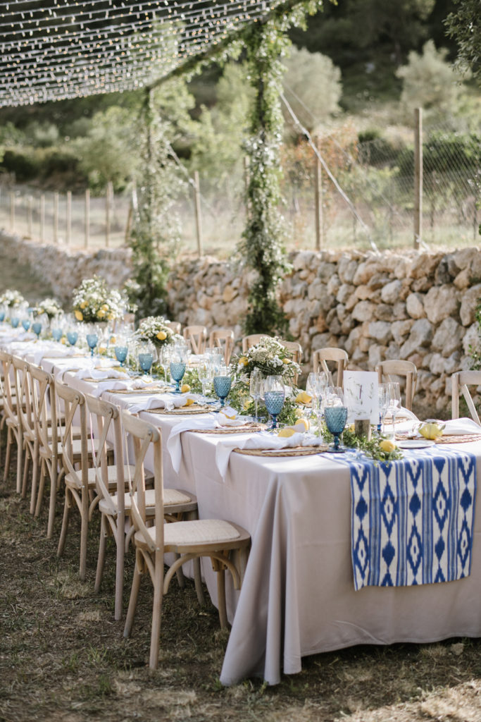 Mallorca Wedding Decoration